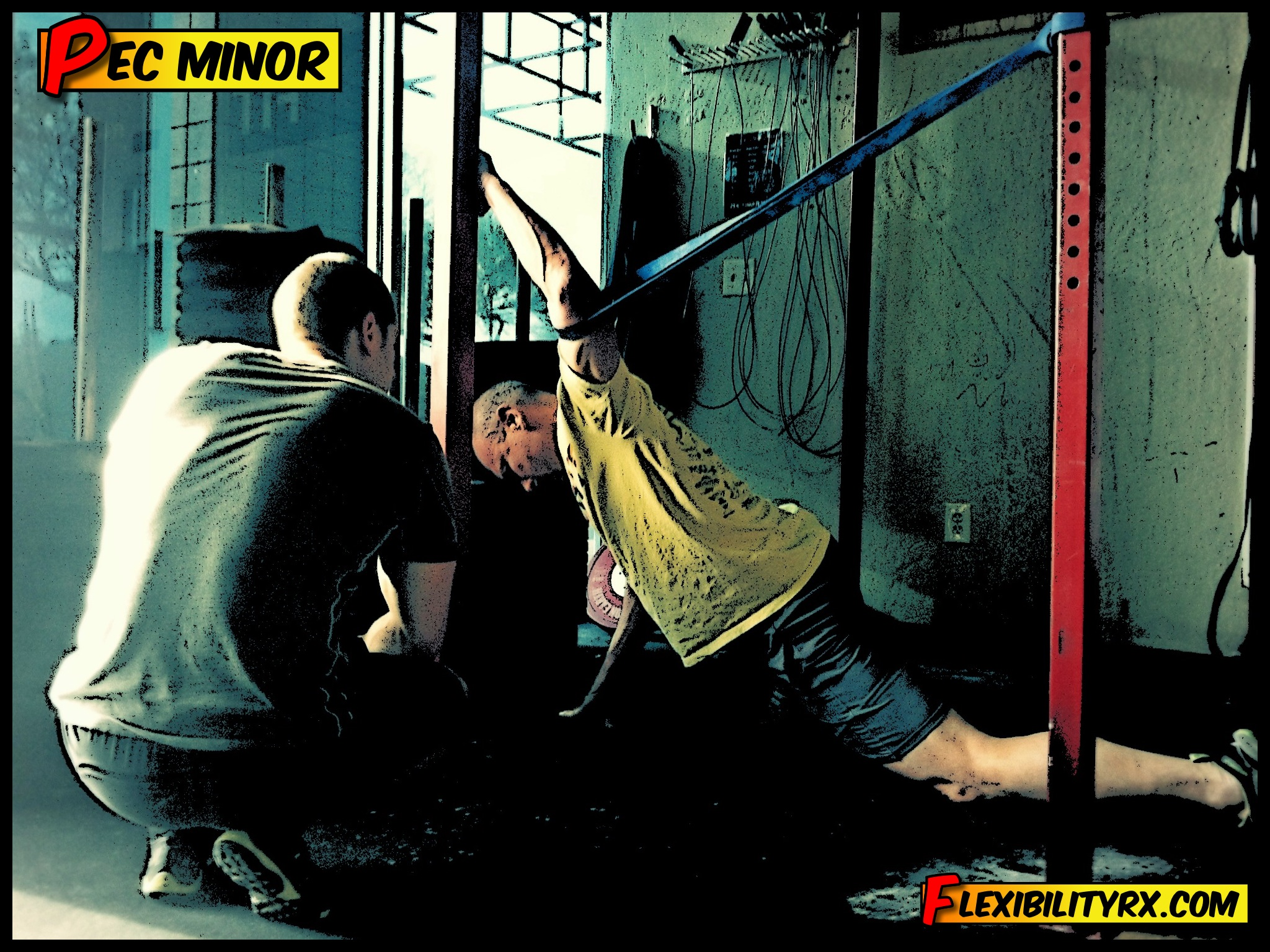 The Best Way To Stretch Pectoralis Minor
